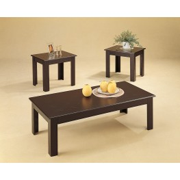 3 Piece Occasional Table Set - 5169