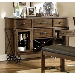 Urbana Burnished Server