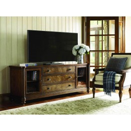 Barrington Farm Classic 3 Drawer Entertainment Console