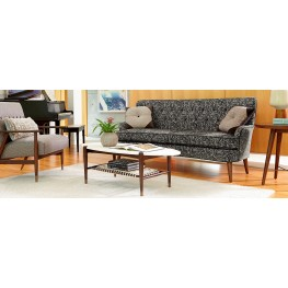 Epicenters Silver Lake Oval Occasional Table Set
