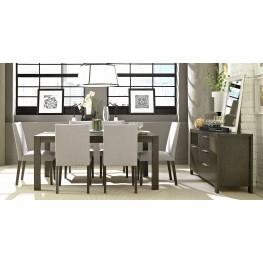 Hudson Extendable Rectangular Dining Room Set