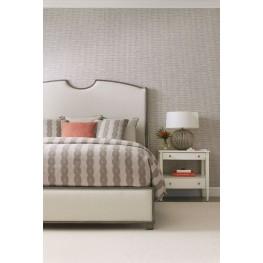 Coastal Living Oasis Saltbox White Solstice Canyon Shelter Bedroom Set