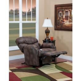 53 Series Wall-a-Way Reclining Lift Chair - Vista - Saddle
