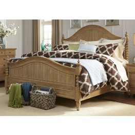 Harbor View Sand King Poster Bed