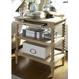 Harbor View Sand Open Nightstand