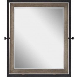 MyRoom Chalkboard and Backpack Tilt Mirror