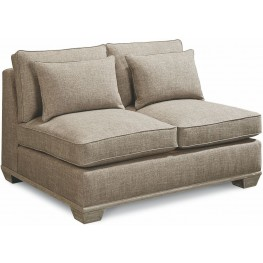 Arch Salvage Jardin Armless Loveseat