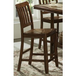 Tiling Counter Height Chair Set of 2