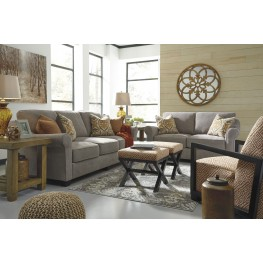 Leola Slate Living Room Set
