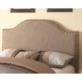 300223 Queen Upholstered Headboard