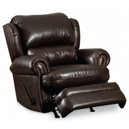 Hancock Old Time Mahogany Matching Recliner from Lane Furniture