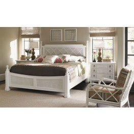 Ivory Key Southampton Poster Bedroom Set