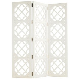 Ivory Key Abbotts Landing Folding Screen