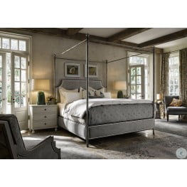 Sojourn Respite Canopy Bedroom Set