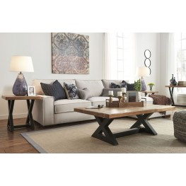 Kendleton RAF Stone Sectional