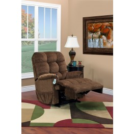 5500 Series Wall-a-Way Reclining Lift Chair - Vista - Earth