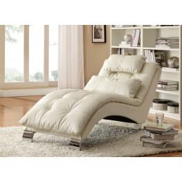 550078 White Chaise