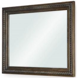 Renaissance Waxed Oak Dresser Mirror