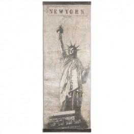 Miss Liberty Canvas Art