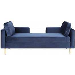Navy Double Chaise by Donny Osmond