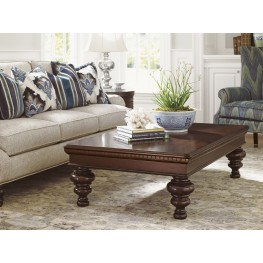 Kilimanjaro Kirkwood Occasional Table Set