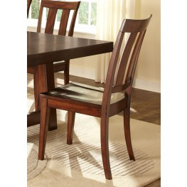 Tahoe Slat Back Side Chair Set of 2