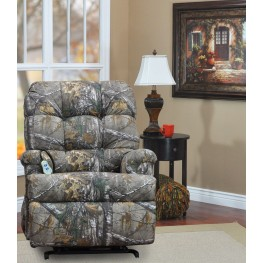 Real Tree Xtra Camouflage Sleeper/Reclining Lift Chair