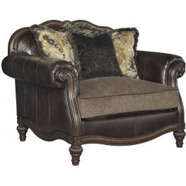 Winnsboro DuraBlend Vintage Chair and a Half