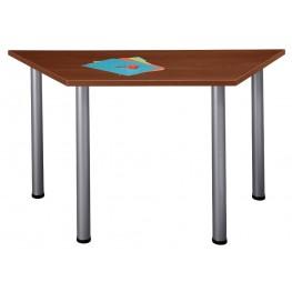 Aspen Hansen Cherry Trapezoid Table