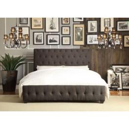 Baldwyn Fabric King Platform Bed