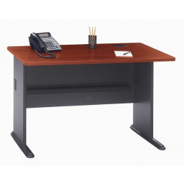 Series A Hansen Cherry 48 Inch Desk