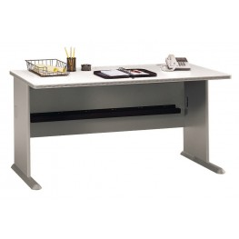 Series A Pewter 60 Inch Desk