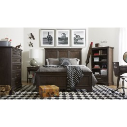 Chelsea Square Raisin Youth Panel Bedroom Set