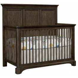 Chelsea Square Raisin Built To Grow Crib