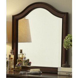 Rustic Traditions Rustic Cherry Vanity Deck Mirror