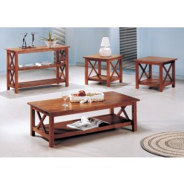 Briarcliff 3 Piece Occasional Table Set