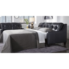 O'Kean Navy Queen Sofa Sleeper