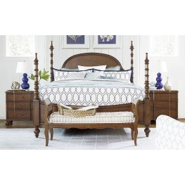 Dogwood Low Tide Poster Bedroom Set