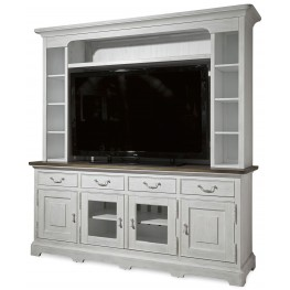 Dogwood Blossom Entertainment Center
