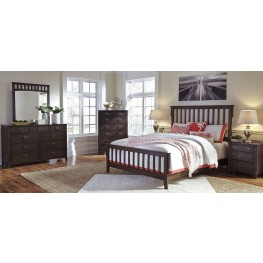 Strenton Youth Panel Bedroom Set