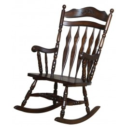 Walnut Rocker 600187
