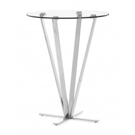 Mimosa Stainless Steel Bar Table