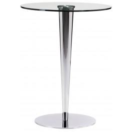 Kool Chrome Bar Table