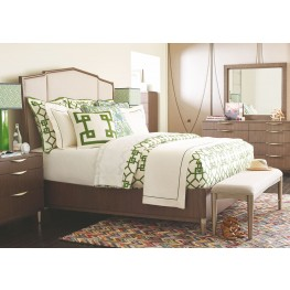 Soho Ash Upholstered Bedroom Set