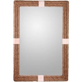 Roy Natural Rope Wall Mirror