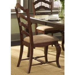 Woodland Creek Ladder Back Side Chair