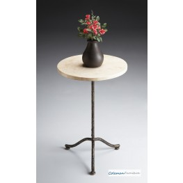 Metalworks 6068025 Pedestal Table