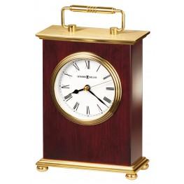 Rosewood Bracket Mantle Clock