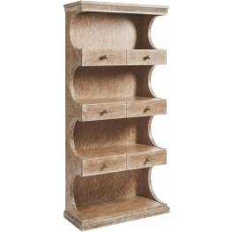 Juniper Dell English Clay Bookcase