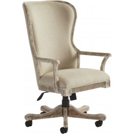 Juniper Dell English Clay Desk Chair
